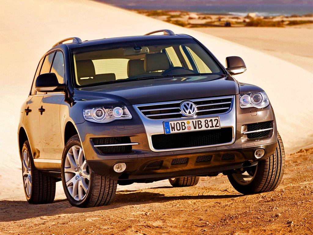 фото Volkswagen Touareg 1.