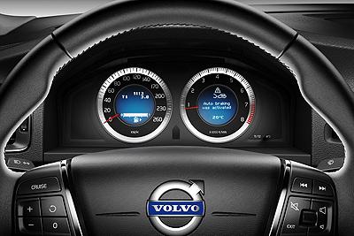 Volvo V60. Modelo 2011.