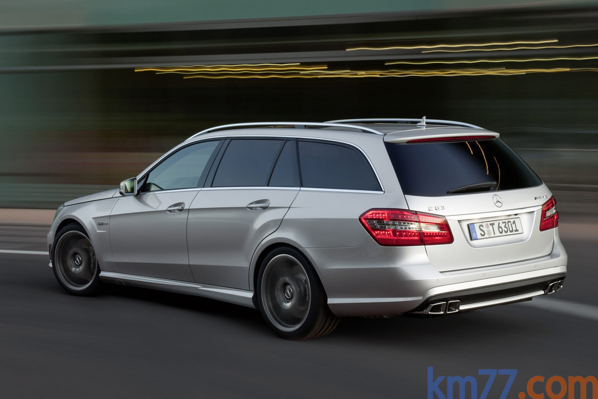 Mercedes-Benz Clase E Estate