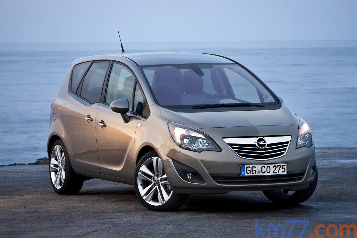 opel meriva ii topic ufficiale 2010 opel autopareri. Black Bedroom Furniture Sets. Home Design Ideas