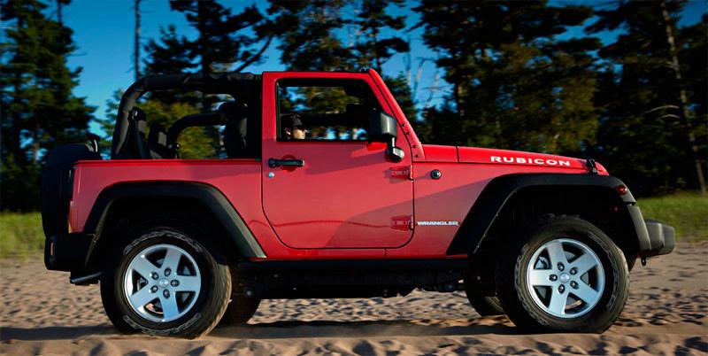 Jeep Wrangler 3p. Versión Sahara