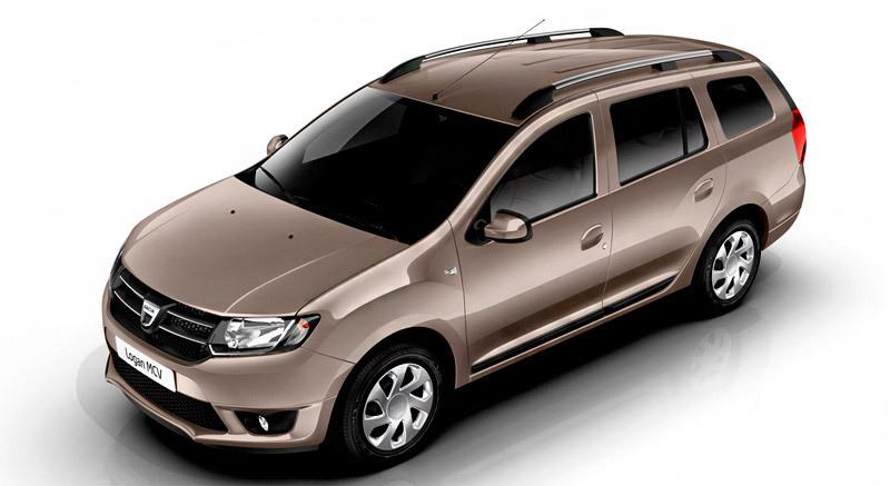 Dacia Logan MCV. Modelo 2014