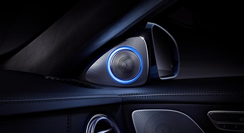 Mercedes Benz Clase S Modelo 2014 Sistema De Sonido