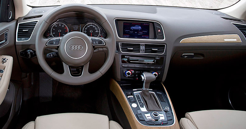 Audi Q5 Modelo 2012