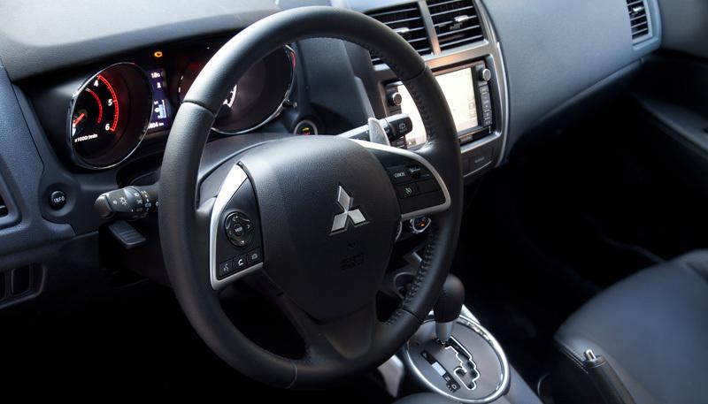 Mitsubishi ASX. Modelo 2010.