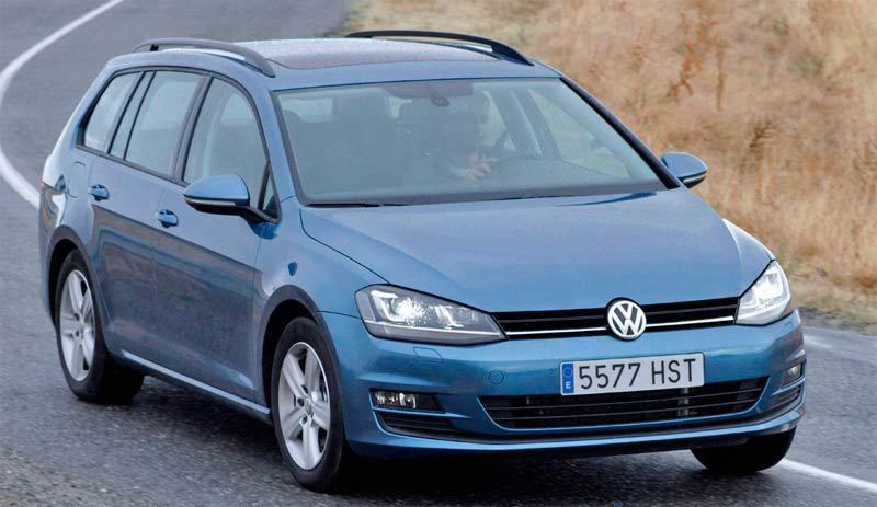 Volkswagen Golf Variant (2013)