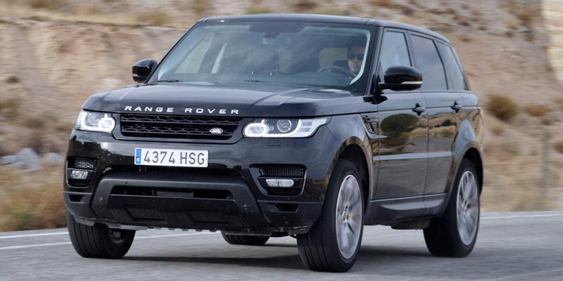 Land Rover Range Rover Sport. Modelo 2013