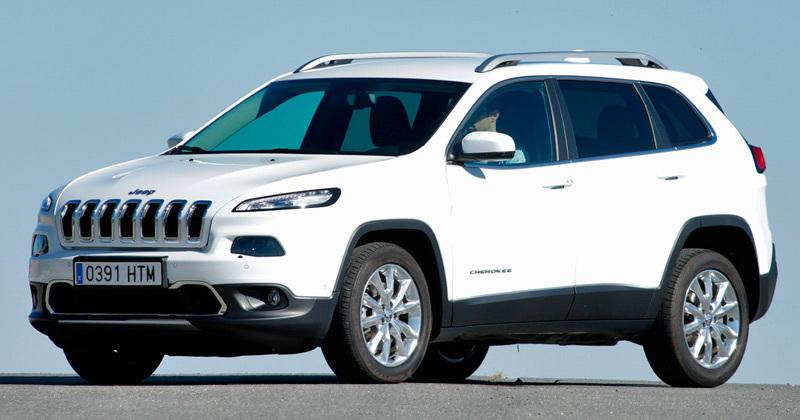Jeep Cherokee Limited. Modelo 2014