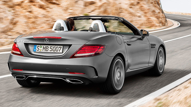 Specification Mercedes Benz Slc 2016 Otoreview