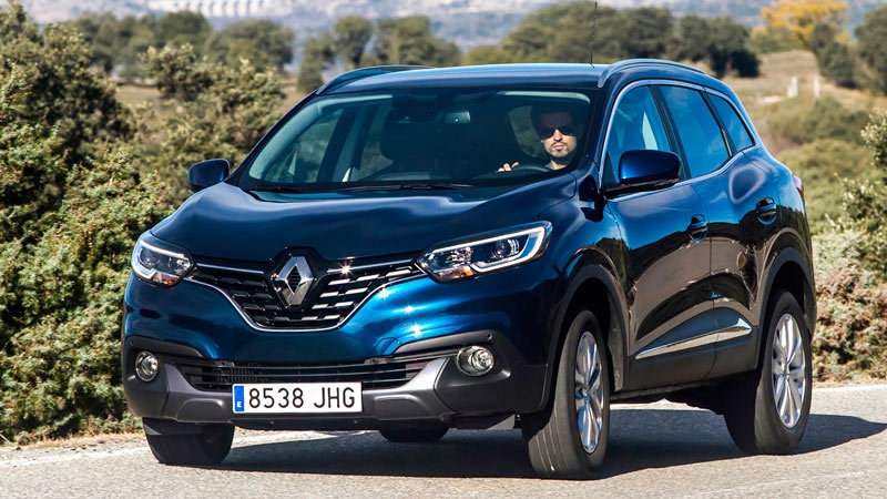 production renault kadjar