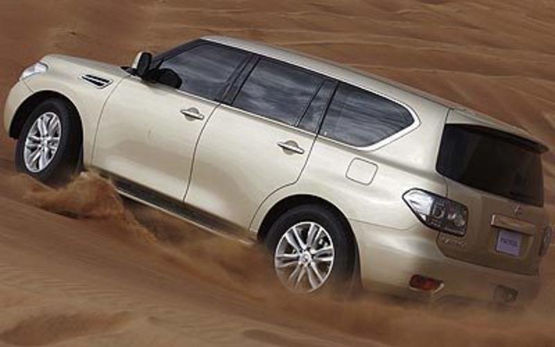 Nissan Patrol. Modelo 2010