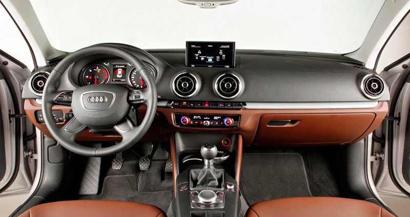 Audi A3 Sedan (2013)