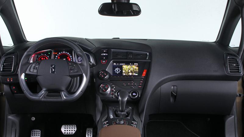 Citroën DS5. Modelo 2012