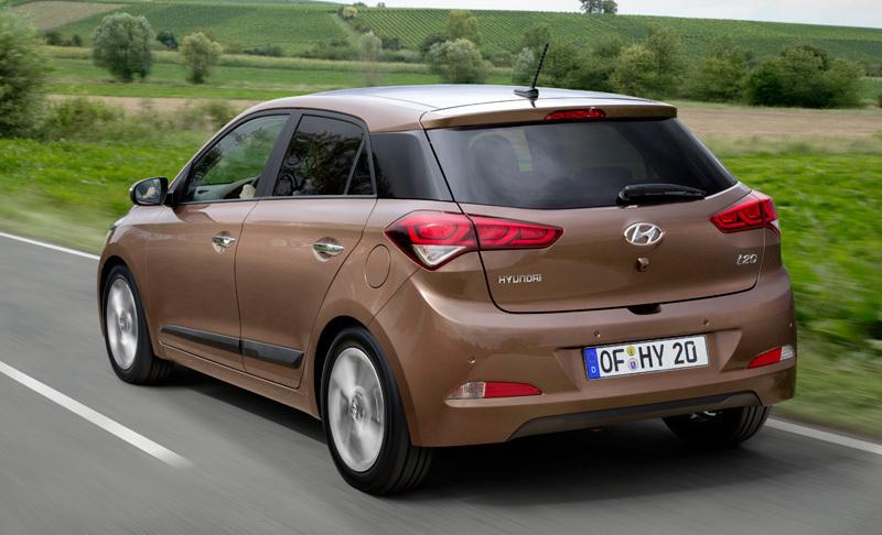 Hyundai i20 2015 Hyundai-i20-exterior.313965