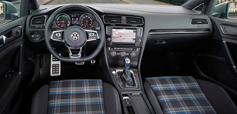 Volkswagen Golf GTE. Modelo 2015