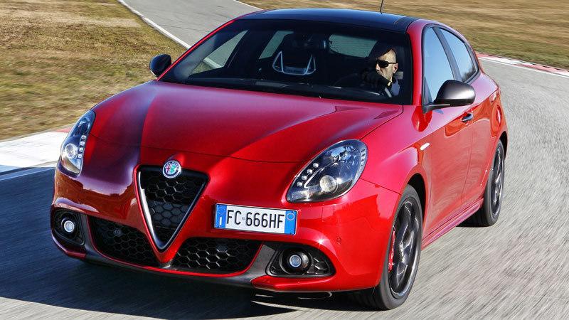 Alfa Romeo Giulietta 2016. Imágenes exteriores