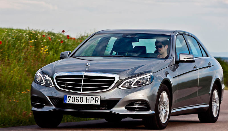 Mercedes Benz Clase E 2013 Informaci 243 N General Km77 Com