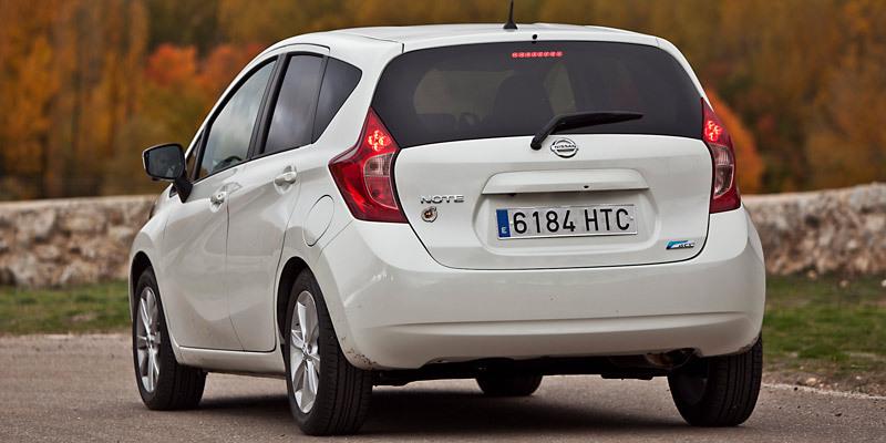 Nissan Note. Modelo 2013