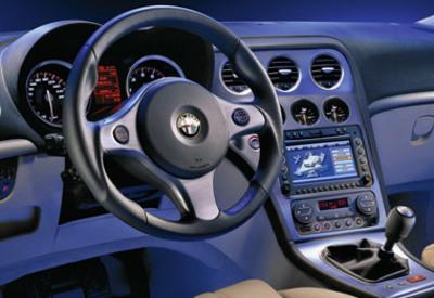 Alfa Romeo 159. Modelo 2010