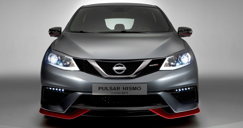 Nissan Pular NISMO Concept (2014)