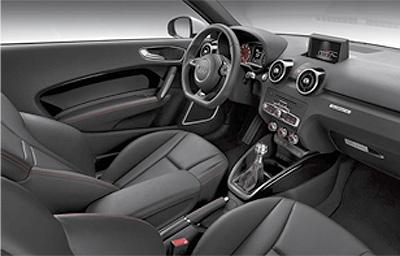 Audi A1 Quattro. Modelo 2010