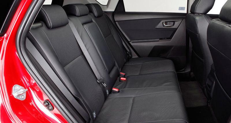 Toyota Auris. Modelo 2013