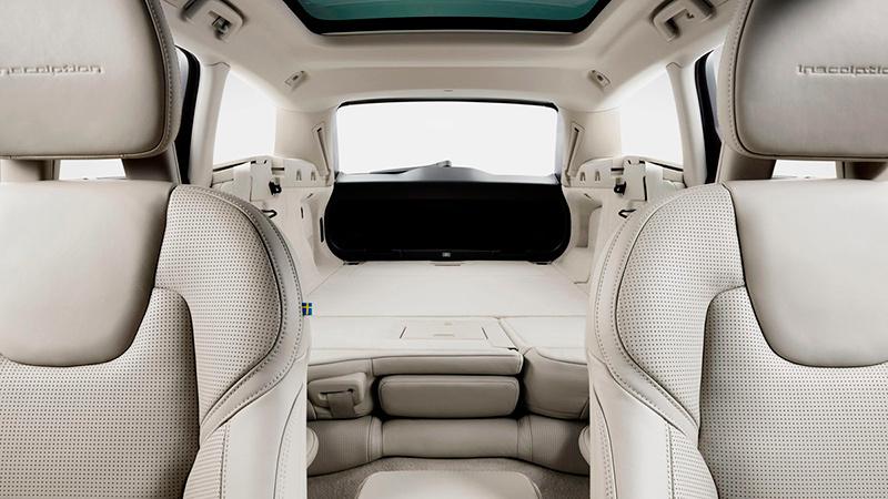 Volvo V90 2016. Interior.