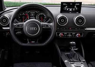 Audi A3 Sedan. Modelo 2013