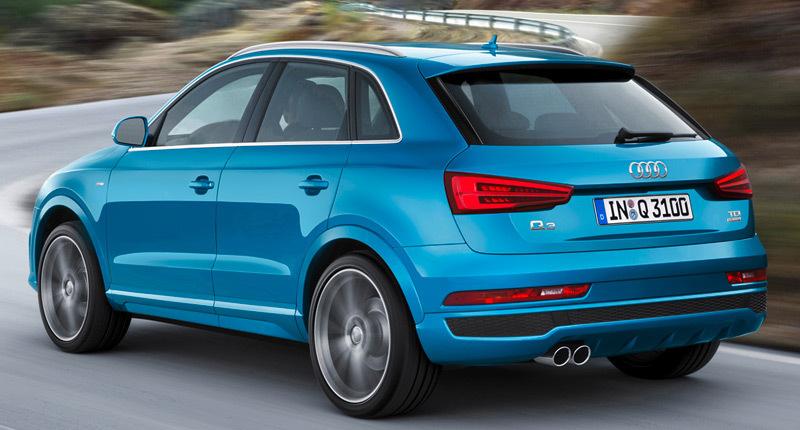 Audi Q3 (2015)