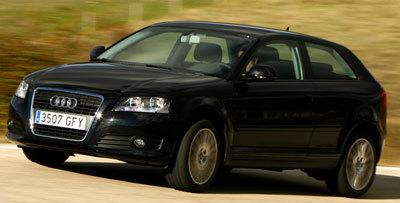 Audi A3 modelo 2008