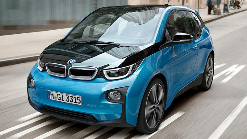 BMW i3 94Ah 2016. Imágenes exteriores