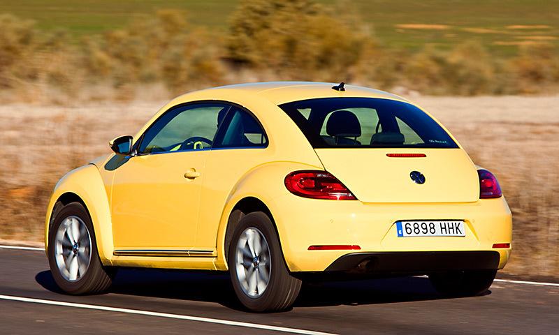 Volkswagen Beetle (2012)