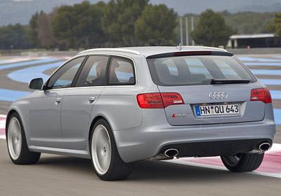 Audi RS 6 Modelo 2008
