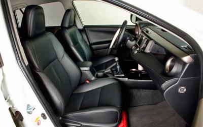 Toyota RAV4. Modelo 2013