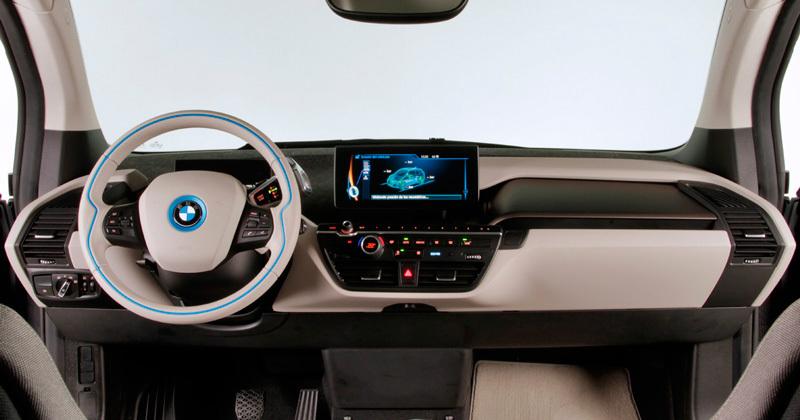 BMW i3. Modelo 2014