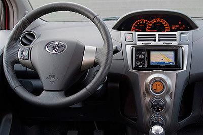Toyota Yaris. Modelo 2009