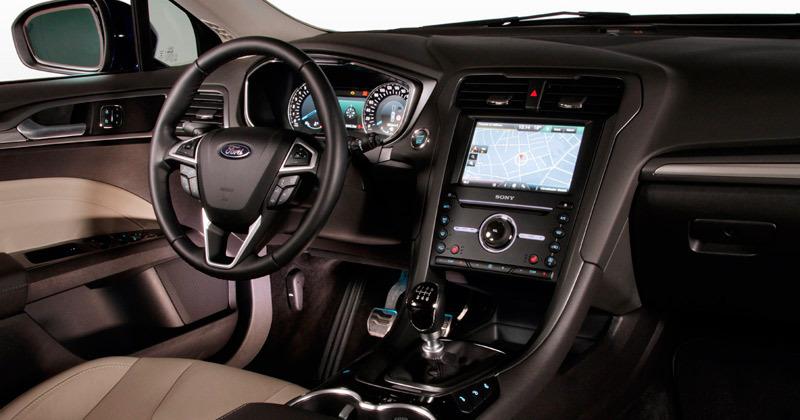 Ford Mondeo Sportbreak. Modelo 2015
