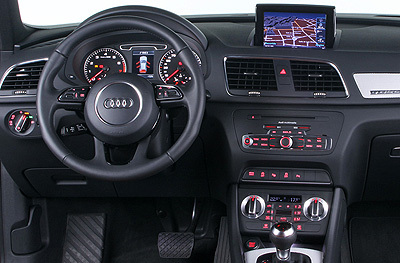 Audi Q3 Modelo 2012
