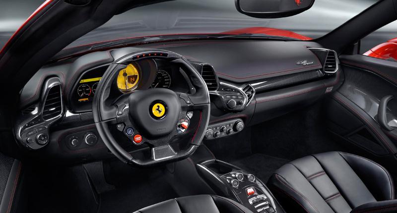 Ferrari 458 Spider (2012)