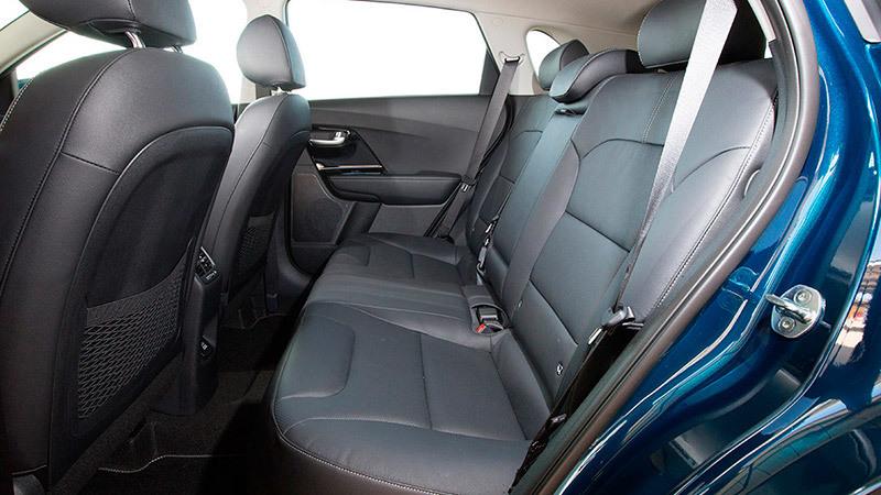 Kia niro 2016 impresiones de interior - Kia niro interior ...