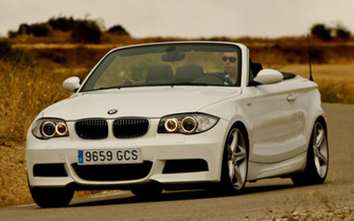 BMW Serie 1 Cabrio