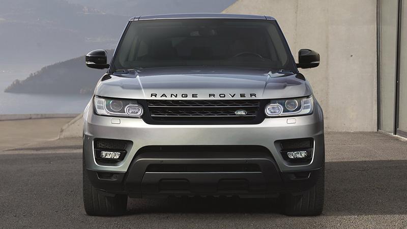 Land Rover Range Rover Sport 2013. Imágenes del exterior.