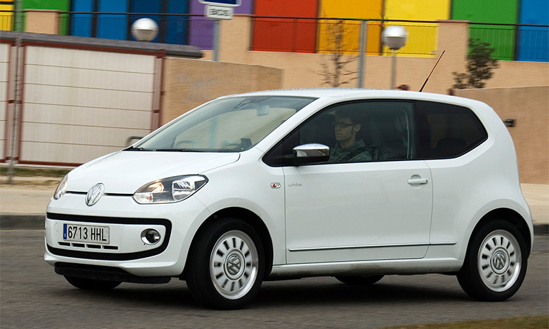 Volkswagen up! (2012)