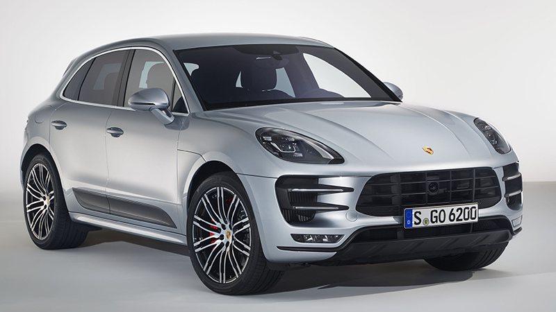 Porsche Macan Turbo con Performance Package. Imágenes exteriores.