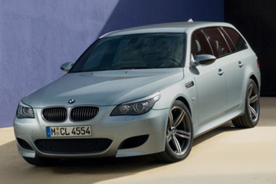 BMW M5 Modelo 2007