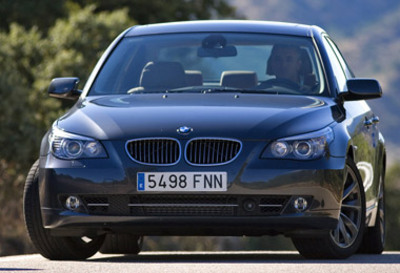 BMW Serie 5 Modelo 2007