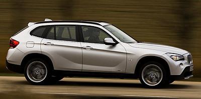 BMW X1 Modelo 2010