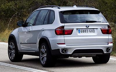 BMW X5 Modelo 2010