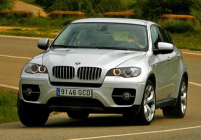 BMW X6 Modelo 2010