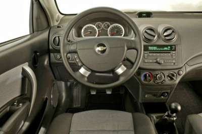 Chevrolet Aveo 3 y 5 puertas